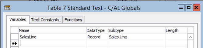 new for developers in Microsoft Dynamics NAV 2015: Names default to formatted object name
