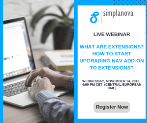 What are Extensions and How to Start Upgrading NAV Add-on to Extensions?